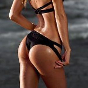Victoria's Secret Swim - Itsy scrunch butt bikini bottoms